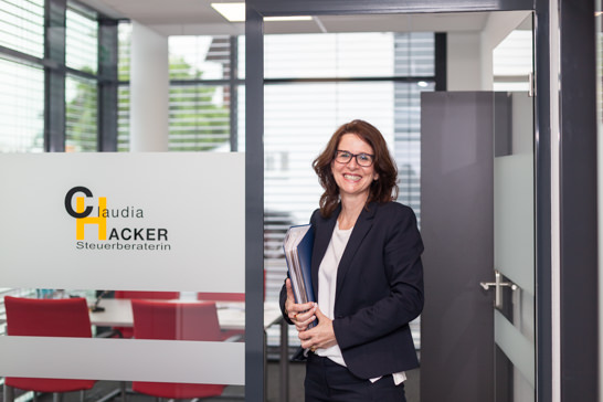 Claudia Hacker Steuerberatung Weinstadt